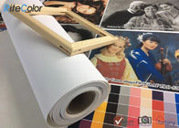 "Ultra Premium 100% Cotton Inkjet Canvas Satin & Glossy for HP CANON in 24"" 36"" 44"" 50"" 60"""