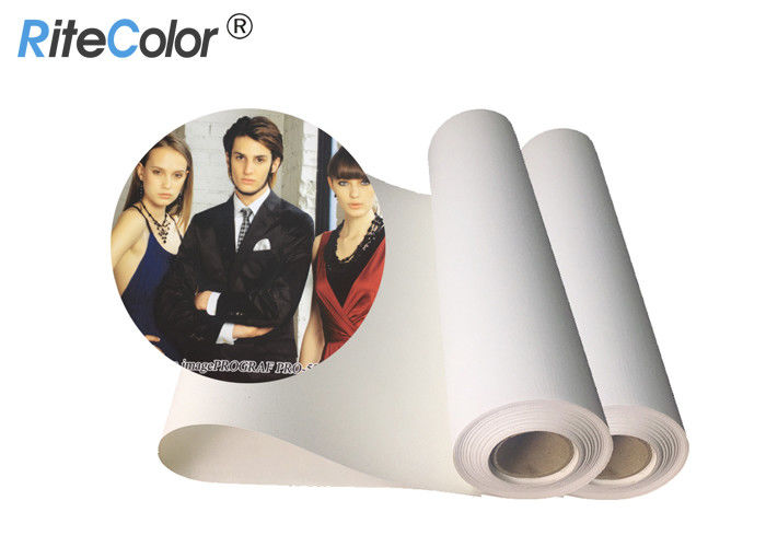 Wholesale Inkjet Cotton Canvas 360gsm for Pigment Dye Ink Printing